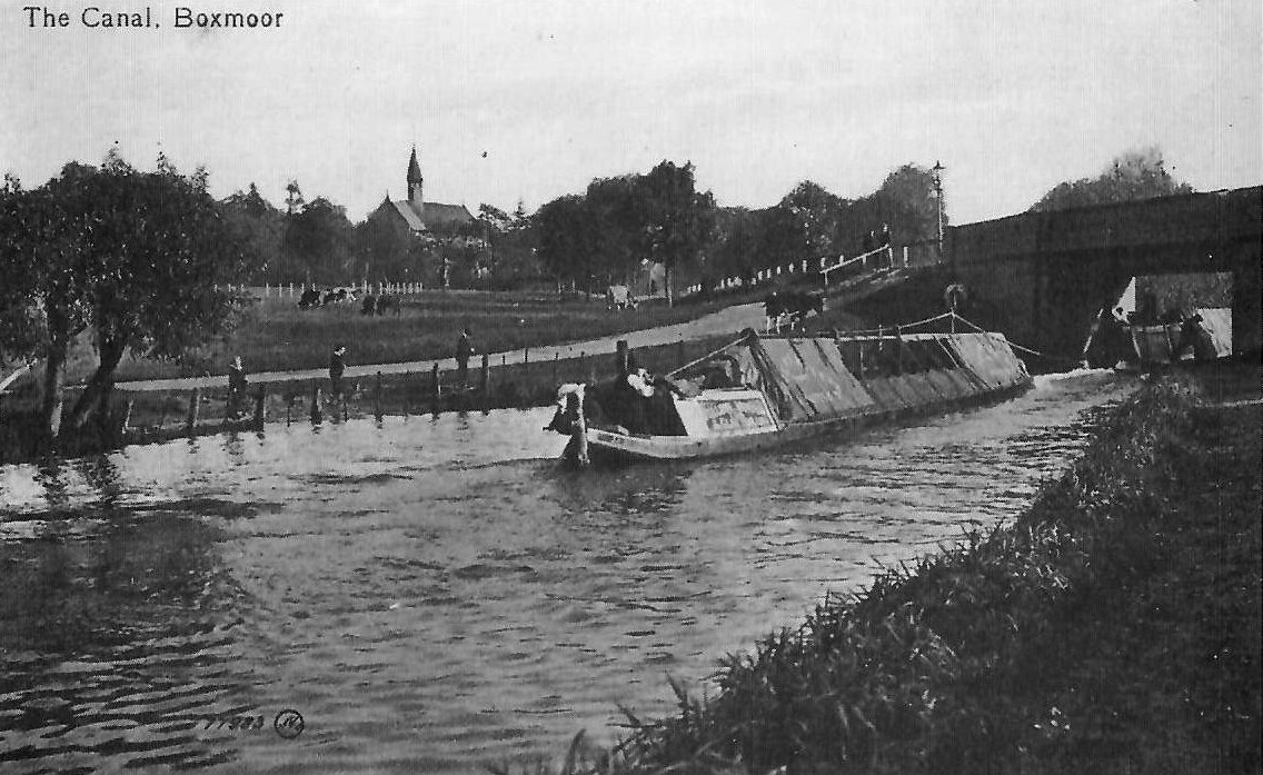 The Canal, Boxmoor 1940
